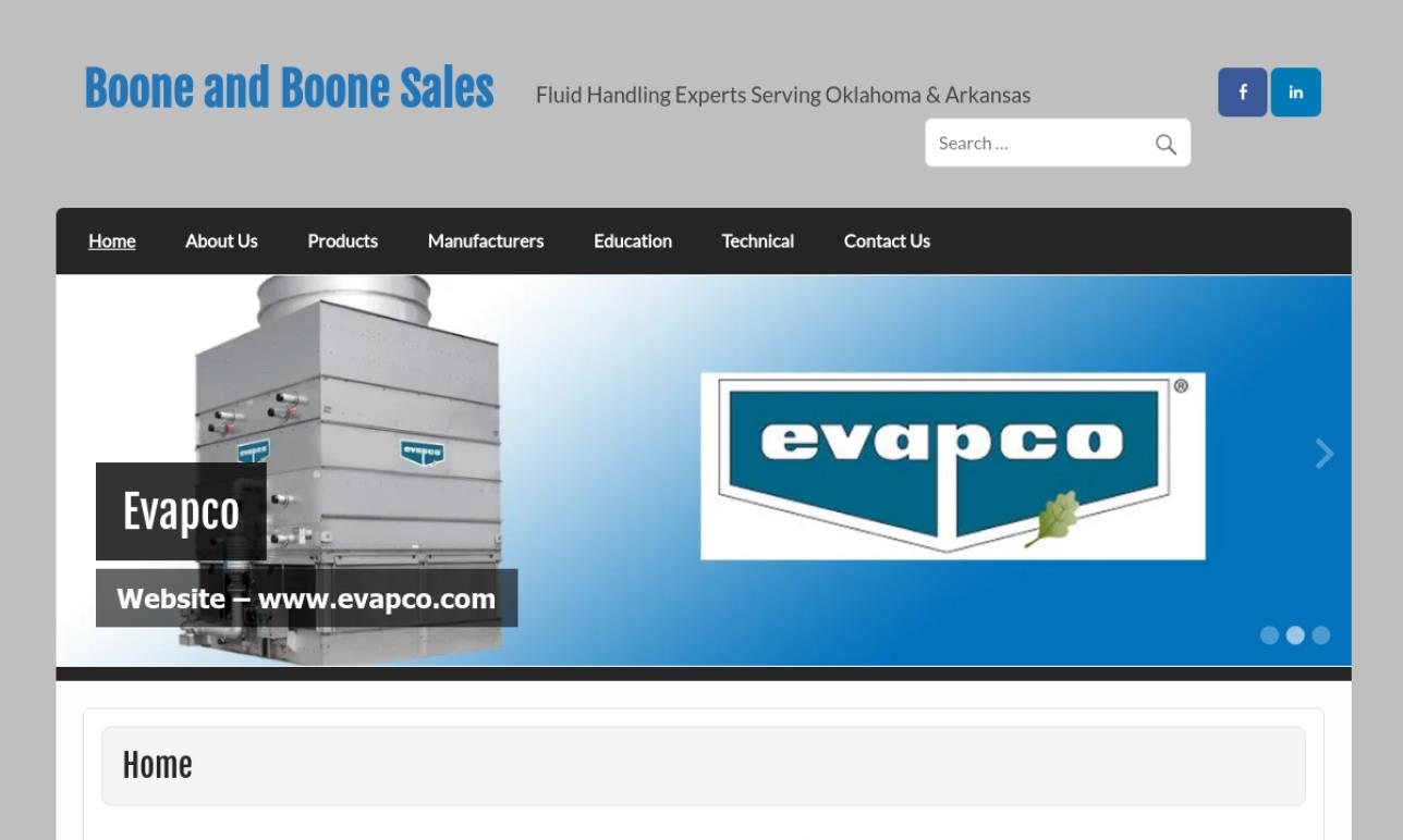 Boone & Boone Sales Company