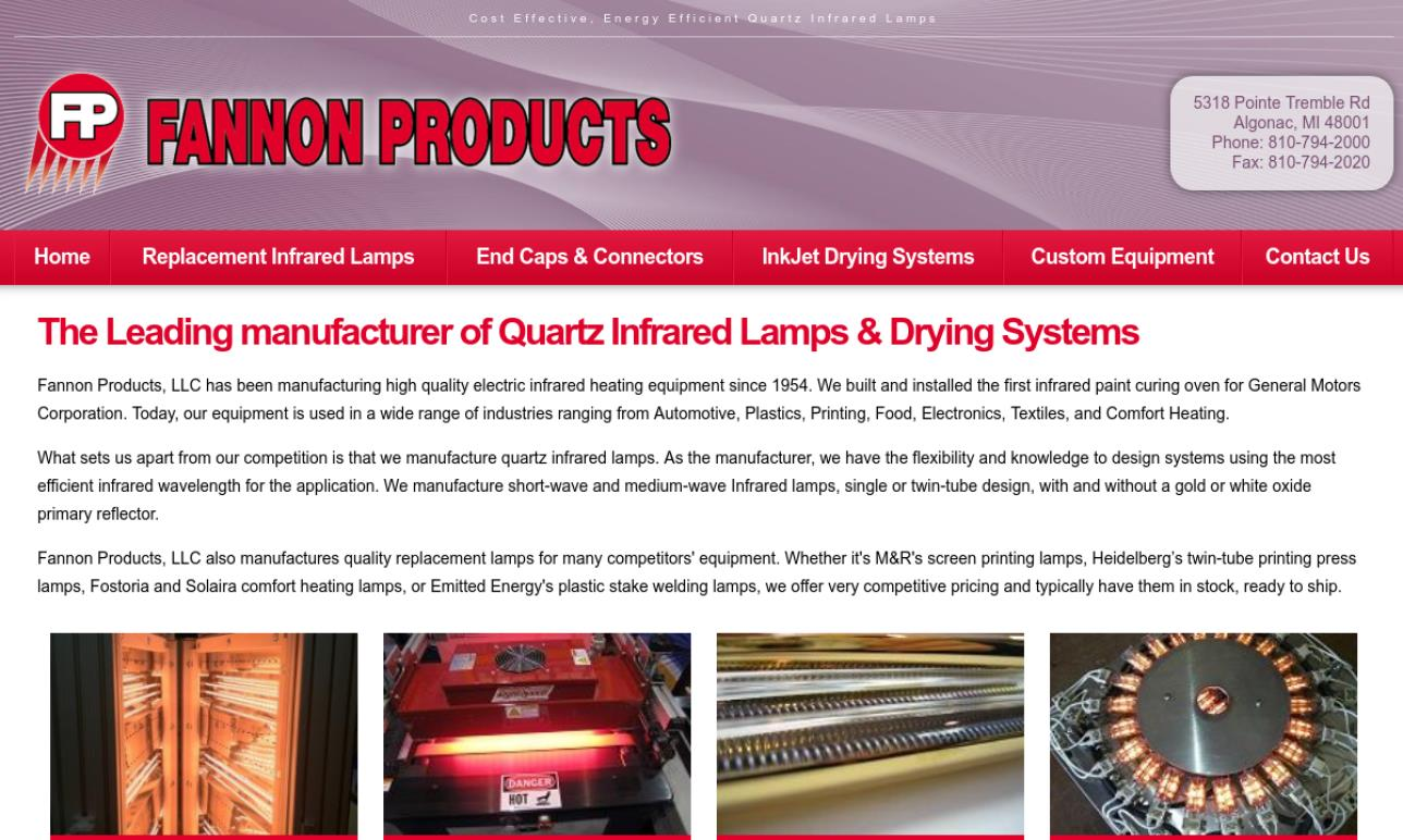 Fannon Products, LLC
