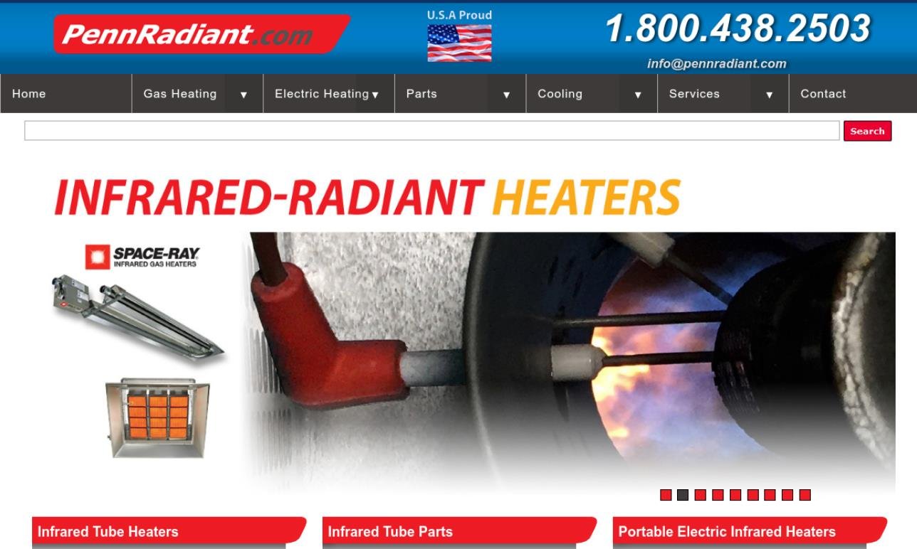 Penn Radiant Products