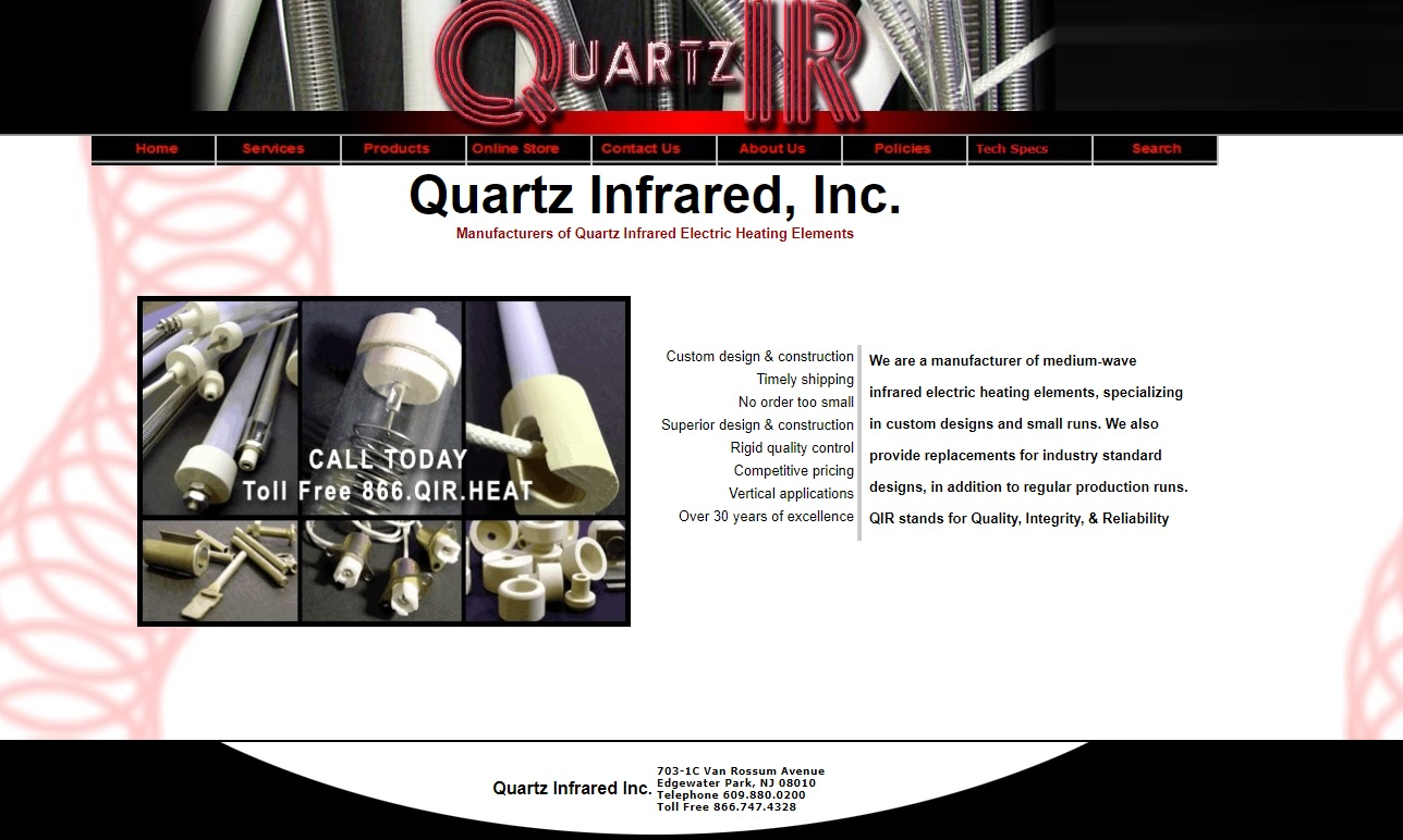 Quartz Infrared Inc.